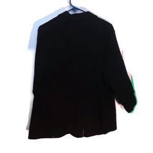 NWT Torrid black blazer